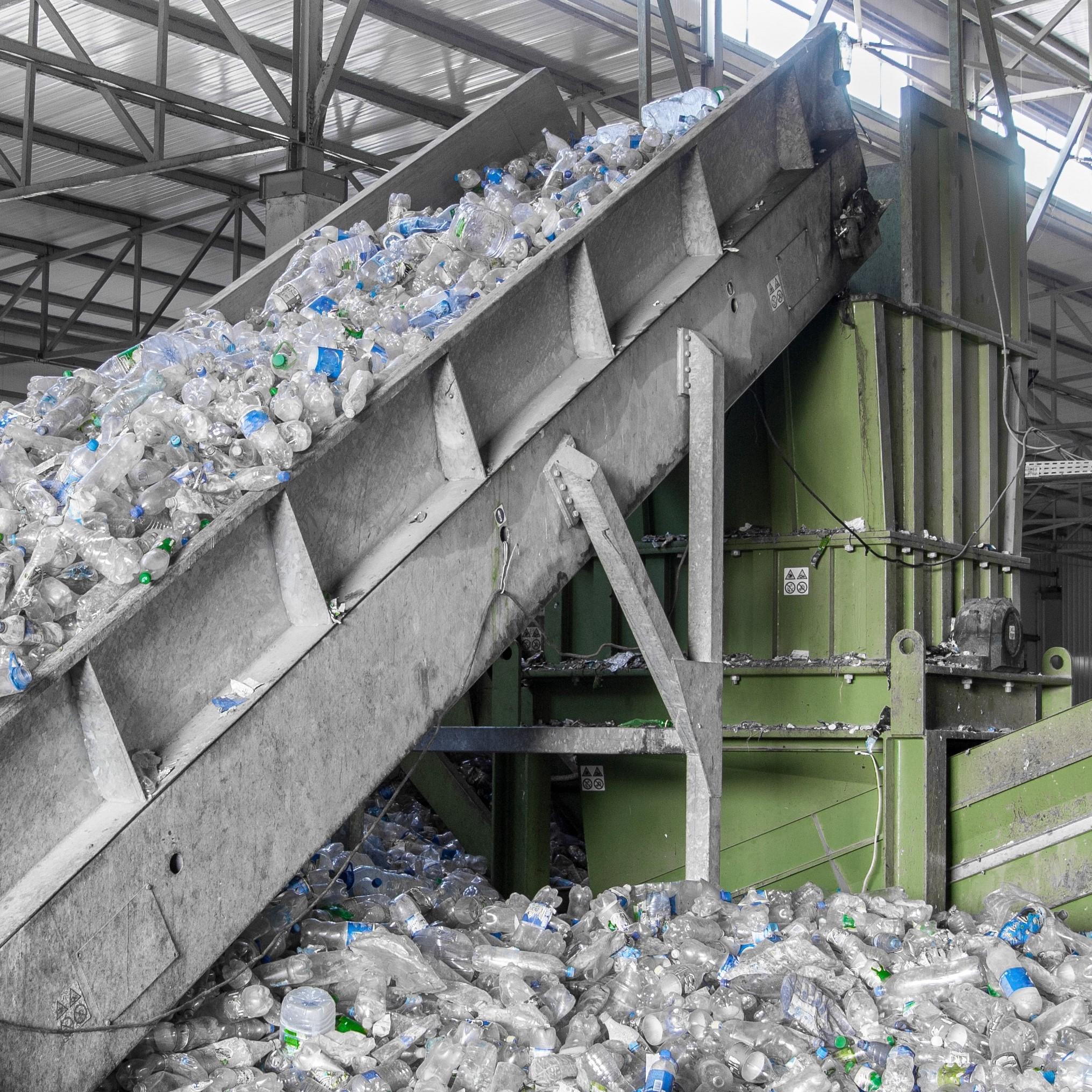 Extracción de operaciones de reciclaje