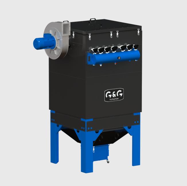 Filtros de gases de combustión G&G Ceramic JET