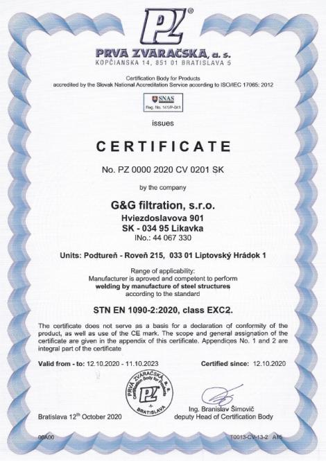 1090-2: 2020 Soldadura y producción de estructuras de acero