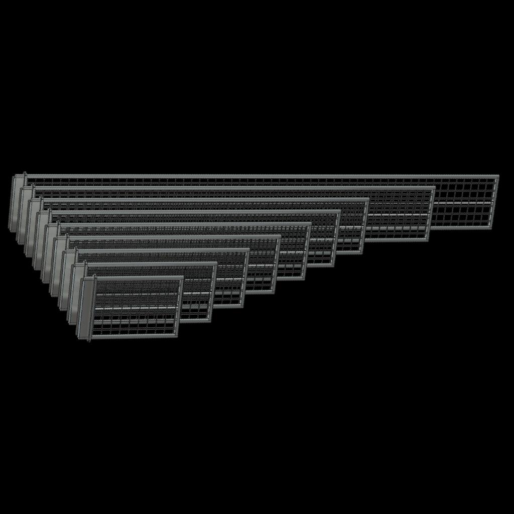 Suministramos componentes básicos para filtros