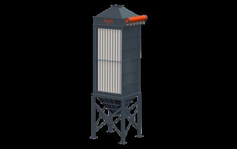 Recuperadores de gases de combustión
