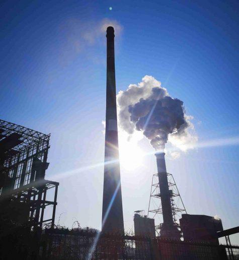 Limpieza de gases de combustión y gases residuales