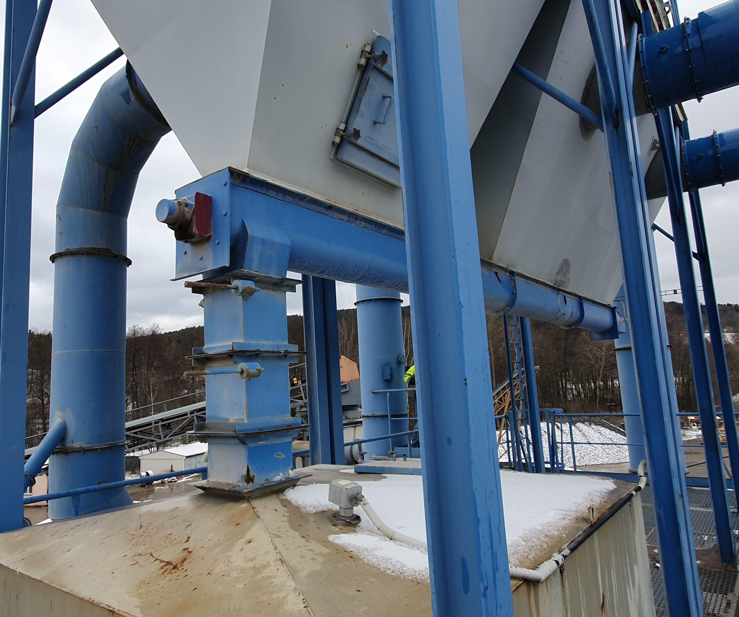Reparaciones mecánicas de unidades de filtrado