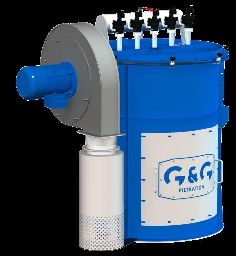 G&G SiloJET 900-20-10