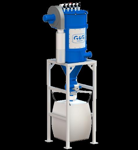 G&G Vacuum JET 900-20-10-BB