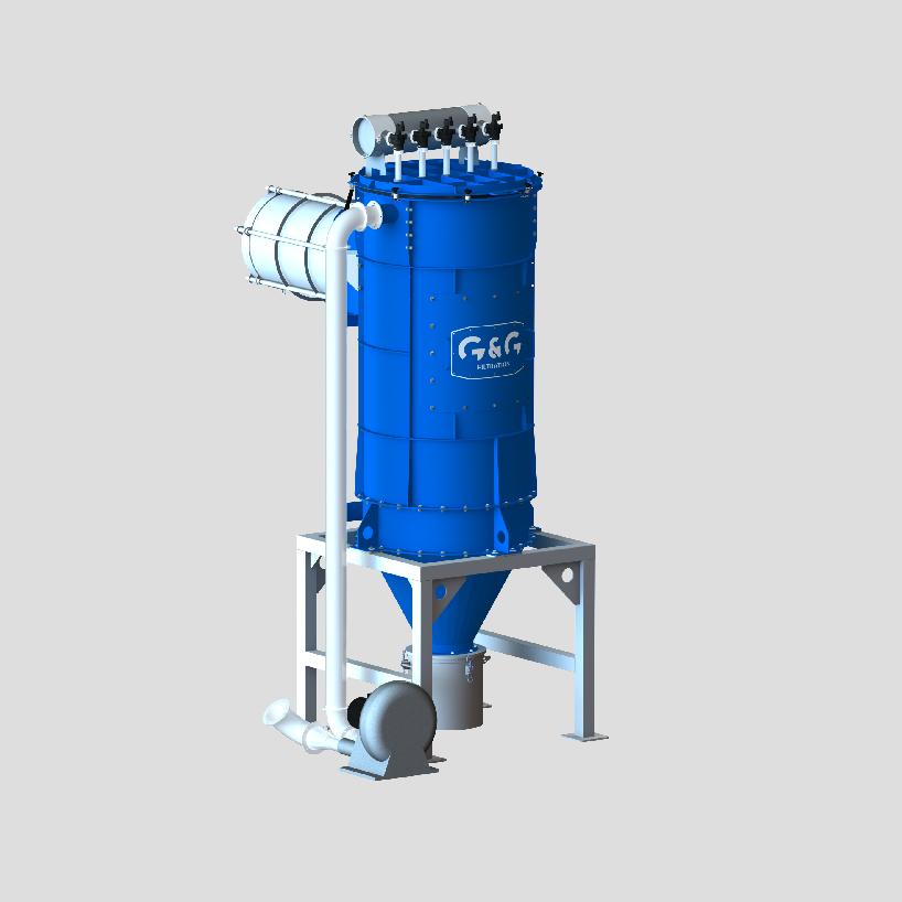 Aspiradoras centralizadas G&G Vacuum JET
